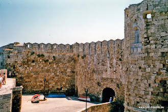 Photo: 1999-06-28. Rhodos oude stad | Rhodes old city.  www.loki-travels.eu