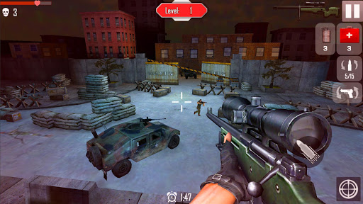 Sniper Shoot War 3D android2mod screenshots 5