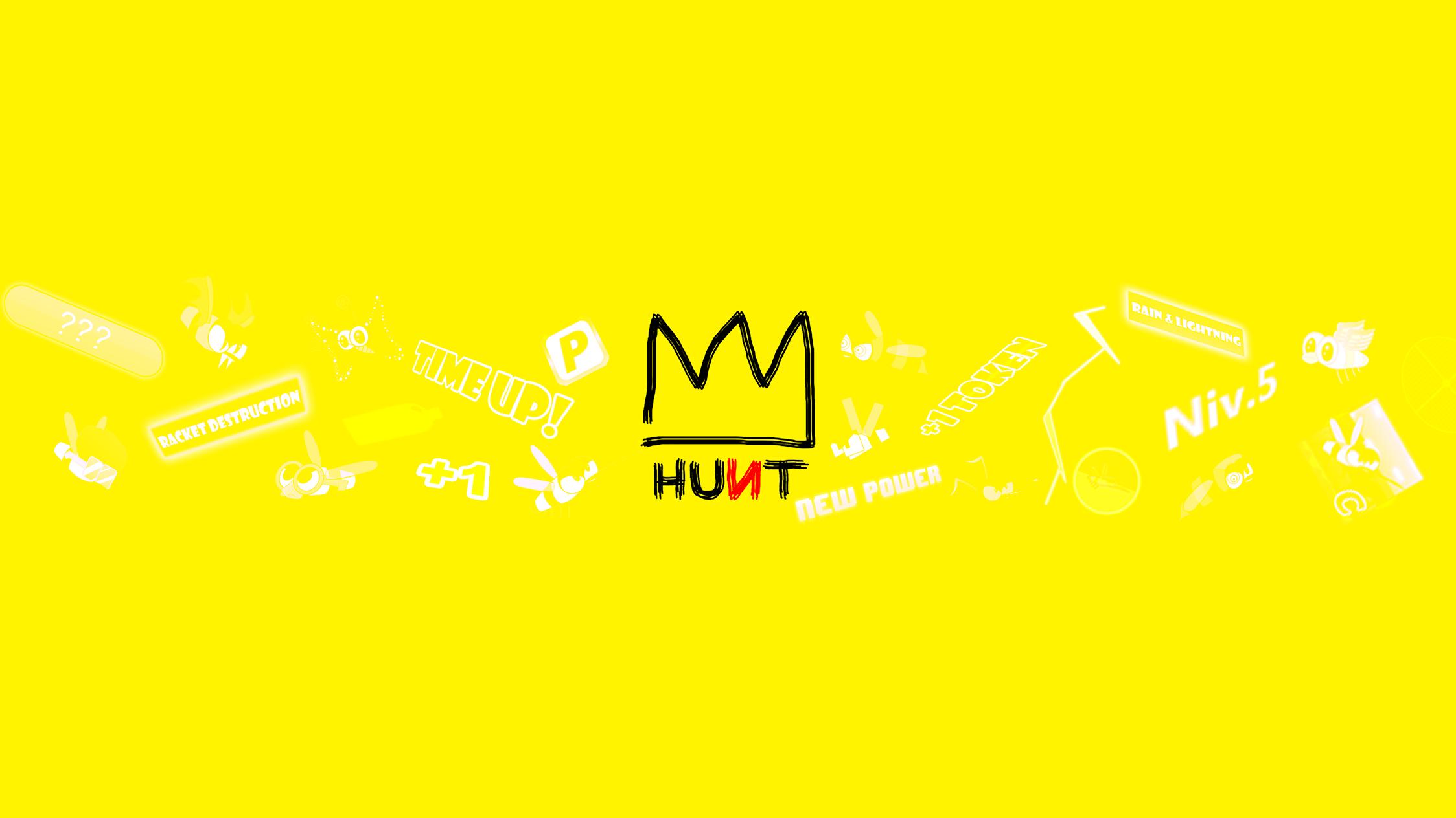 HUNT-games
