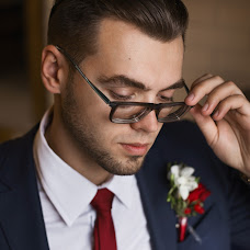 Wedding photographer Vadim Konovalenko (vadymsnow). Photo of 12.10.2017