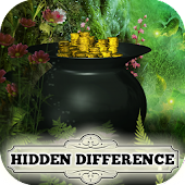 Hidden Difference: Pot O' Gold
