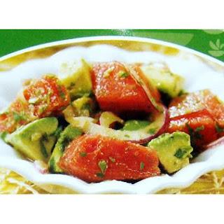 Olive Citrus Salad