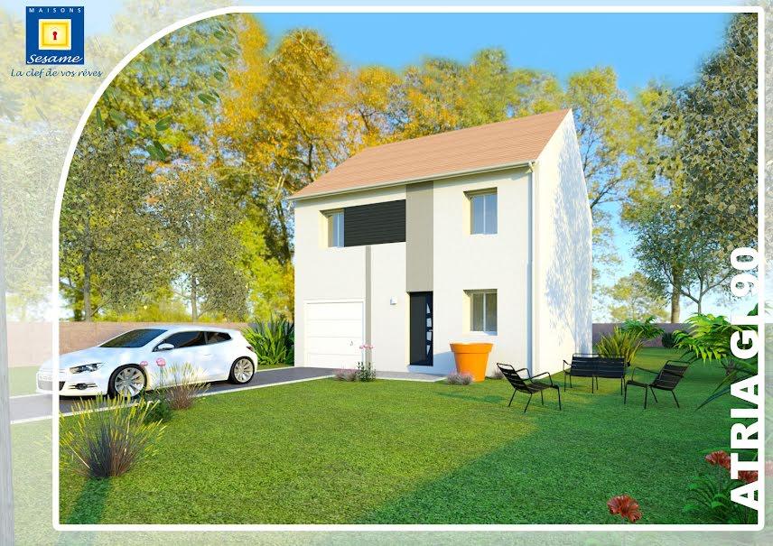 Vente terrain à batir  220 m² à Egly (91520), 135 000 €
