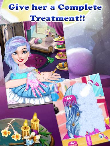 Relooking Royal Queen-jeux de salon pour filles  captures d'écran 2