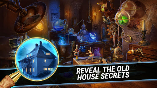 House Secrets The Beginning - Hidden Object Quest  captures d'écran 2