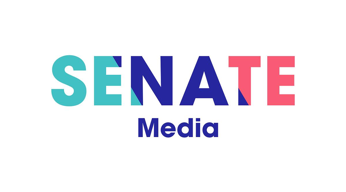 Senate Media logo