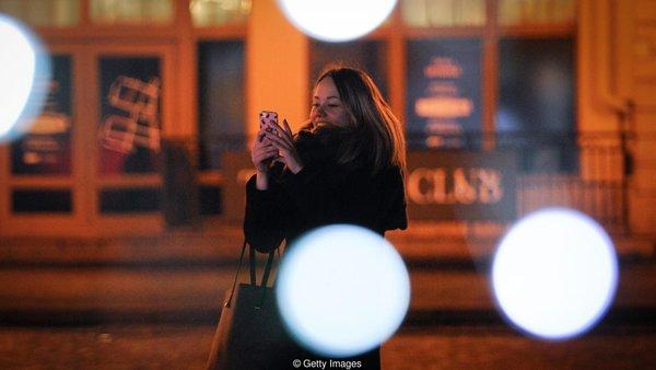В некоторых случаях социальные сети способны улучшить самочувствие. Фото: Getty Images