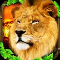Safari Simulator: Lion icon