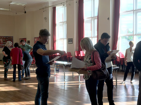 Newtowns A-level students celebrate pass rates