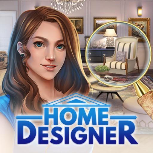 Home Designer - Dream House Hidden Object
