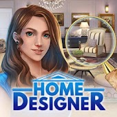 Home Designer - Dream House Hidden Object icon