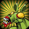 Zombie Attack Madness: Guns VS Zombies icon