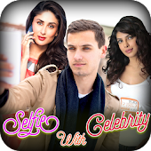 Selfie with Celebrity : Celebrity Photo Editor
