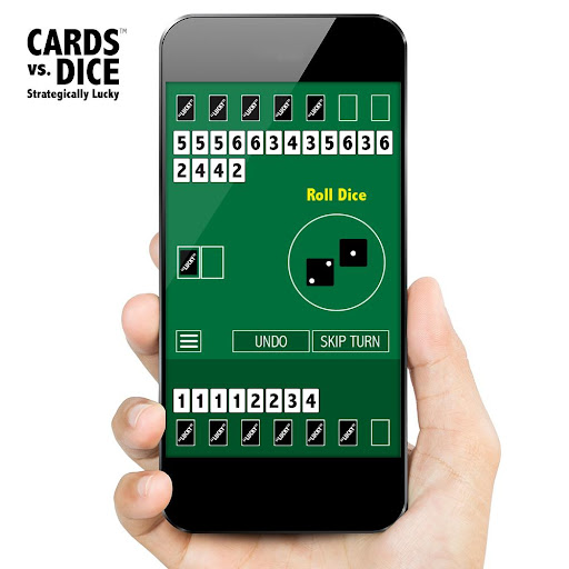 CARDS vs. DICE Ad Free Game