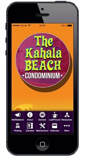 The Kahala Beach