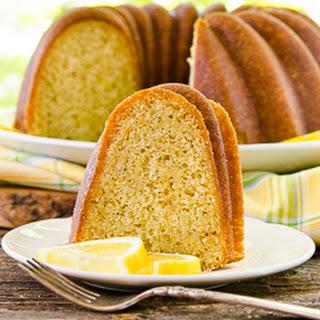 Lavender Lemon Cake