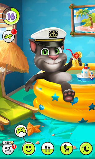 My Talking Tom  gameplay | by HackJr.Pw 1