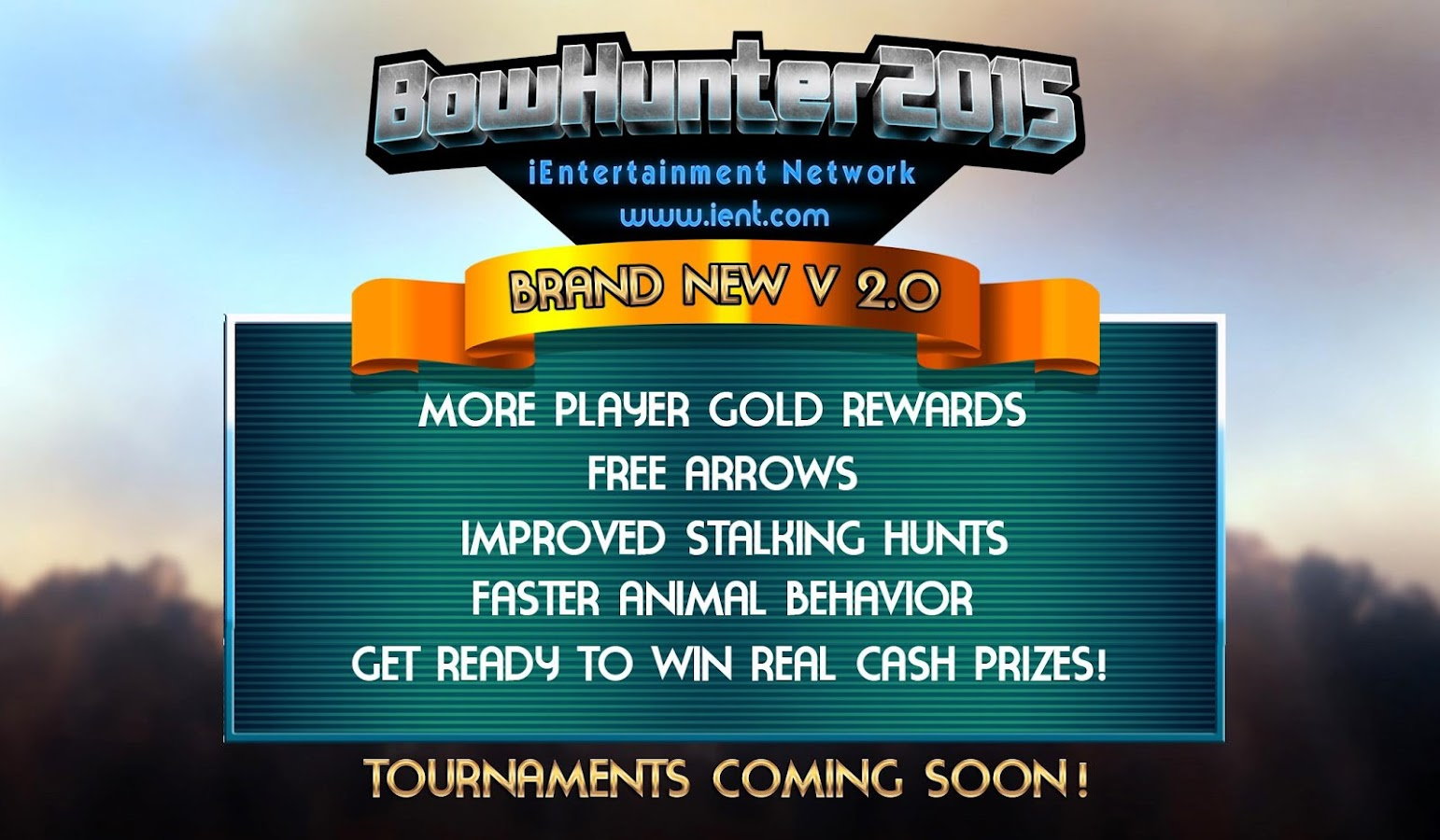 Bow Hunter 2015 V4.7/New!- screenshot