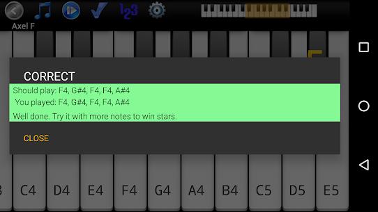 Piano Melody Pro Dan Dan Dragonball APK with Mod + Data 3