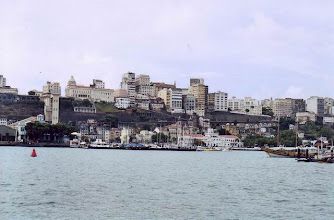 Photo: Salvador de Bahia au Brésil