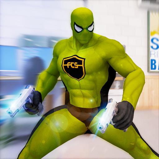 Spider Survival Bank Hero FPS