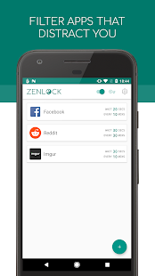 ZenLock • Mindfulness in your Device Screenshot