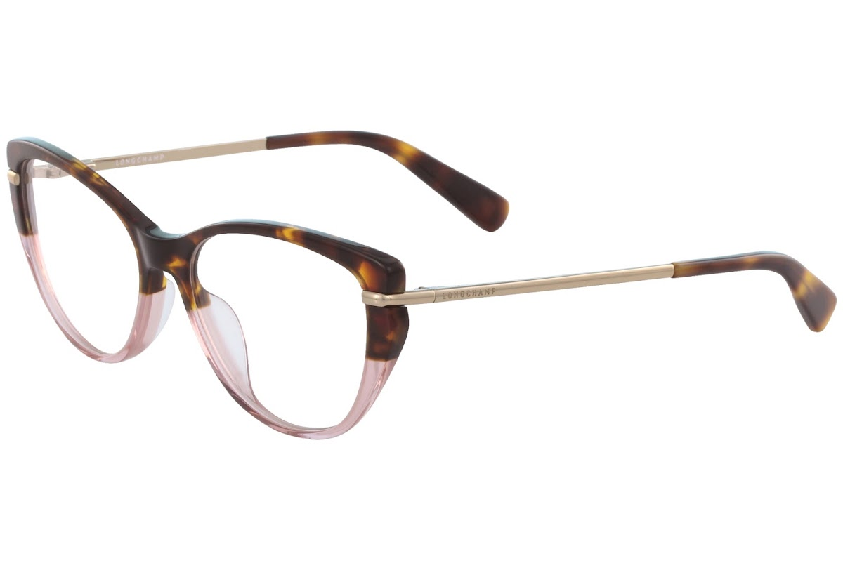 98b3eae18d Buy Longchamp LO2629 C54 690 PINK TORTOISE Frames