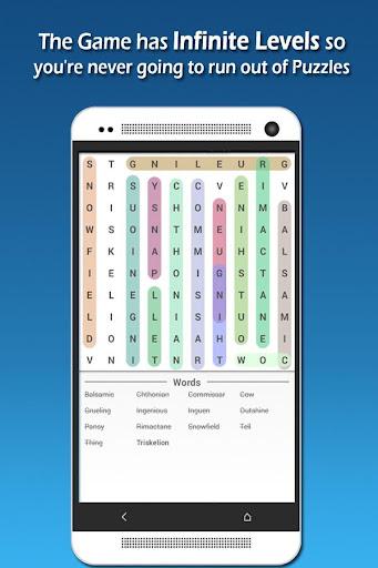 玩免費拼字APP|下載Word Search app不用錢|硬是要APP