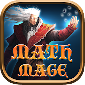 math mage flashcard game