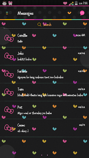 Love Is GO SMS