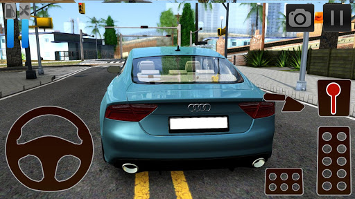 Real Car Driving Simulation 18  screenshots 2