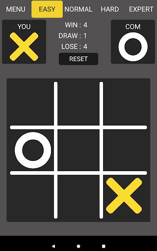 Tic Tac Toe : Noughts and Crosses, OX, XO 1.7.0 screenshots 7