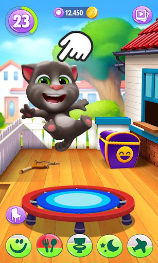 My Talking Tom 2 apkmr screenshots 6