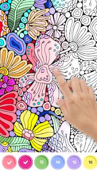 Download Paintbook 塗り絵 ぬりえ 無料 色塗りアプリ 数字で色塗