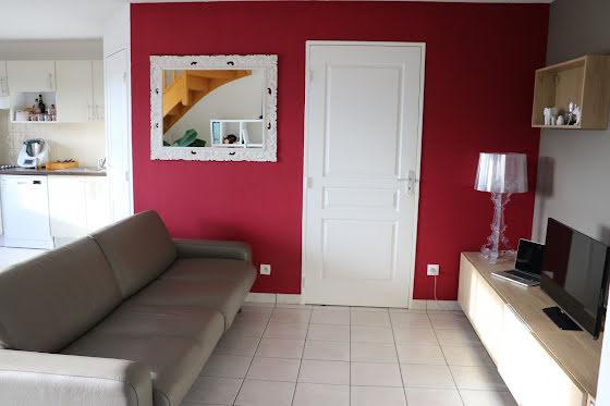 Vente duplex 3 pièces 63,5 m2