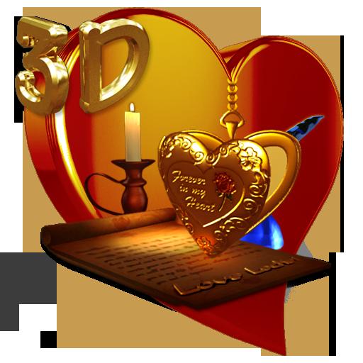 App Insights 3d Love Locket Live Wallpaper Apptopia