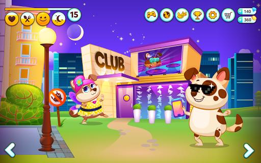 Duddu - My Virtual Pet apkdebit screenshots 10
