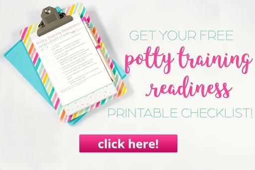 potty training readiness checklist