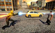 Gangster speed hero: Robot fighting gamesのおすすめ画像3