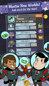 AdVenture Capitalist MOD APK [Unlimited Gold] 4