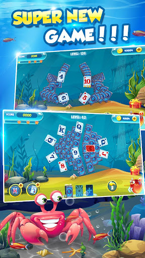 Ocean Fish Solitaire  screenshots 8