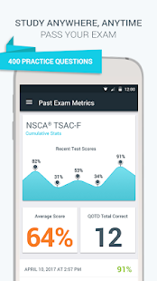 NSCA TSAC-F Pocket Prep - náhled