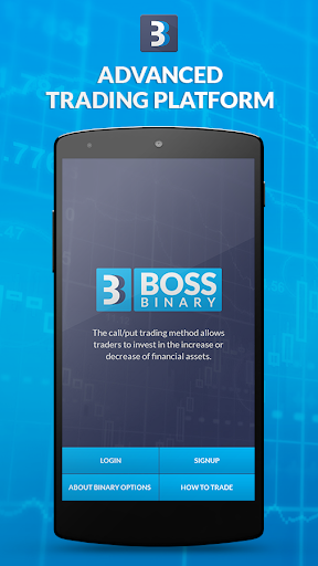Boss - Capital Binary Options