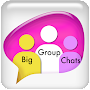 Big Group Chats APK icon