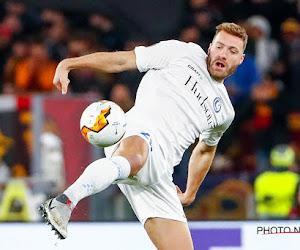 Europa League : Gand s'incline à Rome; le doublé de Ianis Hagi sauve les Rangers; Isaac Thelin héros malheureux avec Malmö; carton des Wolves et Dendoncker; Arsenal s'impose