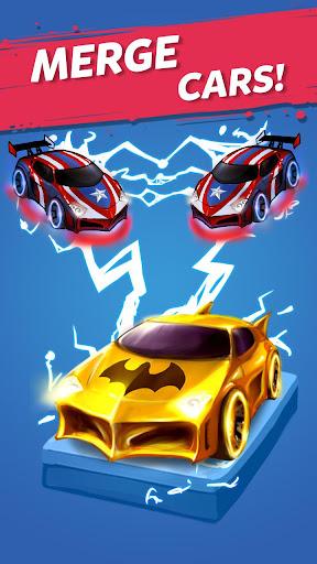 Merge Battle Car: Best Idle Clicker Tycoon game 1.0.90 screenshots 5