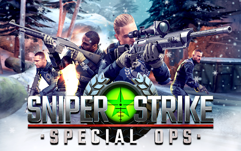 Sniper Strike – FPS 3D Shooting Game 3.701