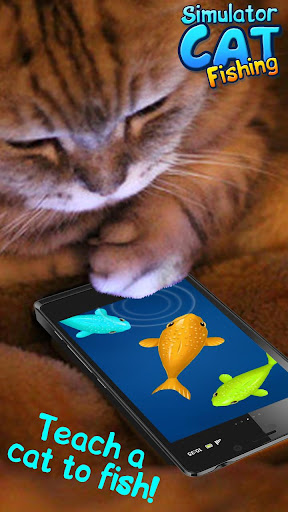 Download simulator cat fishing for pc for Fish game for cats