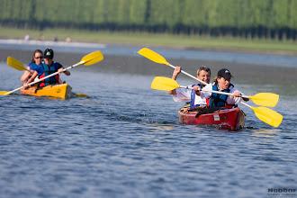 Photo: CRIFCK - 2013-06-08 - Canoë Kayak - Triathlon en Duo - Course en Ligne - Grand Canal du Château de Versailles - Yvelines