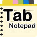 タブのメモ帳『Tab Notepad』!タブが使えるメモ帳